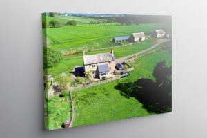 Canvas prints from Aerial Perspective Drones