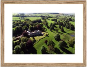 Framed prints from Aerial Perspective Drones
